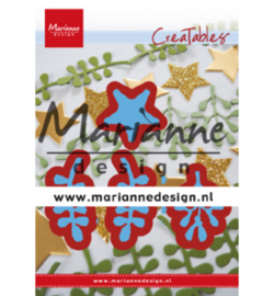 LR0634 Marianne Design creatables Christmas green