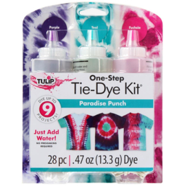 **Tulip One-Step Tie-Dye Kit Paradise