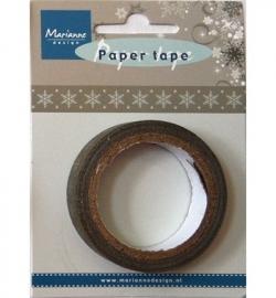 PT2323 Paper Tape - Snowstars
