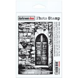 DDPS001 Darkroom Door Cling Stamp Little Door