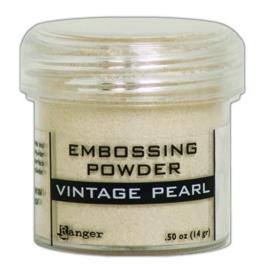 EPJ60468 Ranger Embossing Powder Vintage Pearl
