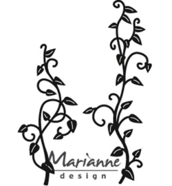 CR1396 Marianne Design Craftables Vines