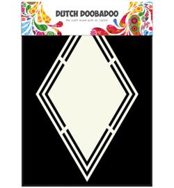 470.713.150 Dutch DooBaDoo Shape Art Rhombus
