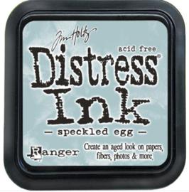 TIM72522 Distress Inkt  Pad Speckled Egg