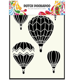 470.715.106 Dutch DooBaDoo Mask Art Airballoons multi