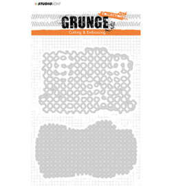 STENCILSL150 Cutting and Embossing Die Grunge Collection nr.150