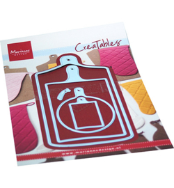 LR0708 Marianne Design creatables Cutting boards
