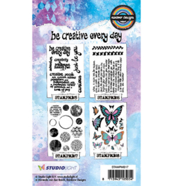 STAMPMB16 Stamp Rainbow Designs Signature Collection nr. 16