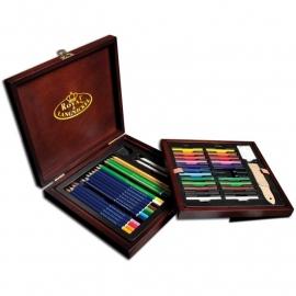 132643 Premier Box Set Drawing Pencil