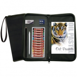 327649 Keep N` Carry Artist Set Oil Pastels