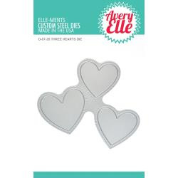 557648 Elle-Ments Dies  Three Hearts