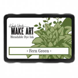 WVD62592 Wendy Vecchi Make art blendable dye ink pad fern green