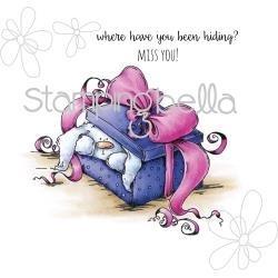 527994 Stamping Bella Peekaboo Bunny Stuffie