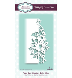 CEDPC1059 The Paper Cuts Collection Daisy Edger