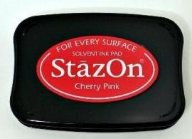 SZ81 StazOn Cherry Pink