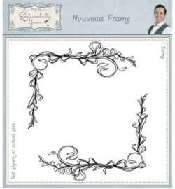 SYR023 Sentimentally Yours Stamp Nouveau Frame