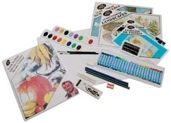 471012 Jon Gnagy Master Art Studio Set
