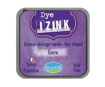 19259 Aladine Inkpad Izink Dye Violet Encre