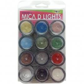 PFX850 Mica D'Light Collection 1 3g 12/Pkg