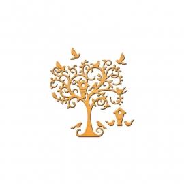 S2107 Spellbinders Shapeabilities Die D-Lites Delightful Tree