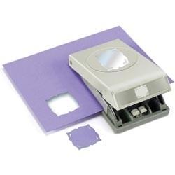 E5430145 Slim Paper Punch Large Bracket Square Frame