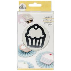 "E5430188 Large Punch Cupcake, 1.75""X2"""