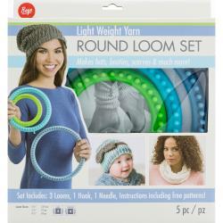 539349 Boye Circular Fine Loom Set