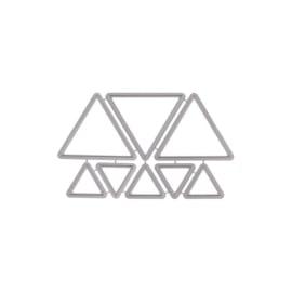 MFT1921 My Favorite Things Vault Die-namics Die Trendy Triangles