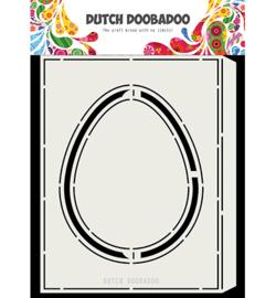 470.713.782 Dutch DooBaDoo Shape Art Emerald