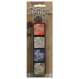 TDPK 40354 Distress Mini Ink Kit 5