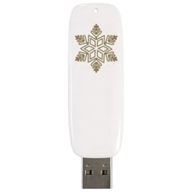 WR660687 We R Memory Keepers Foil Quill USB Artwork Drive Holiday