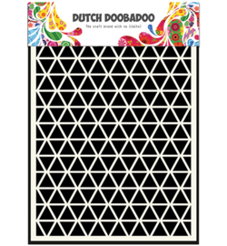470.715.109 Dutch DooBaDoo Mask Art Triangle