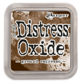 TDO 56010 Tim Holtz Distress Oxides Ink Pad Ground Espresso