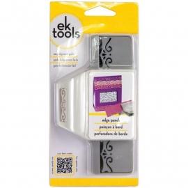 E5440124 EK Success Slim Edger Punch Elegant Flourish Scroll