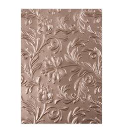 662716 Sizzix Tim Holtz 3-D Texture Fades Leaf