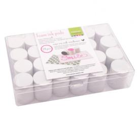 1009-014 Vaessen Creative Foam pads 2,5x3cm 24 stuks