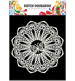 470.715.110 Dutch DooBaDoo Mask Art Butterfly