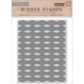 CG645 Basic Grey Grand Bazaar Cling Stamps Diamond