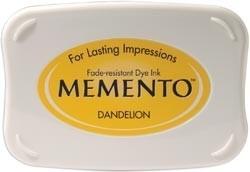407293 Memento Full Size Dye Inkpad Dandelion