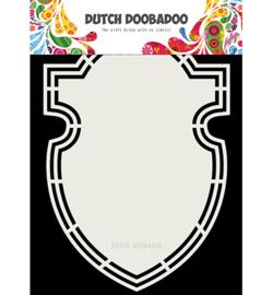470.713.204 Dutch DooBaDoo Dutch Shape Art Shield