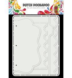 470.784.024 Dutch DooBaDoo Card Art Multi album 5 set