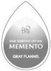 MDIP902 Memento Dew Drop Pad Gray Flannel