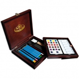 132646 Premier Box Set Watercolor Pencil