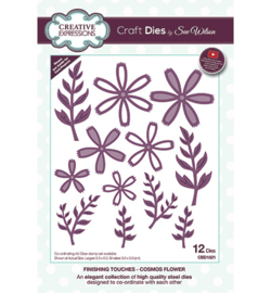CED1521 Creative Expressions Cosmos Flower
