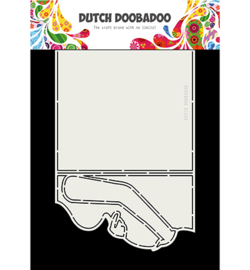 470.713.712 Dutch DooBaDoo Card art pregnant