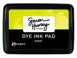 HUP69416  Ranger Simon Hurley Dye Ink Pad Sike!