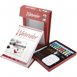 422801  Studio Artist Set Watercolor