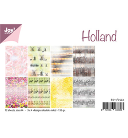 6011/0522 Papier Set Holland A4