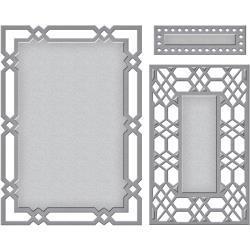 S6095 Spellbinders Card Creator Die Ravenna
