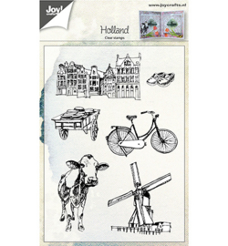 6410/0446 Stempel Holland